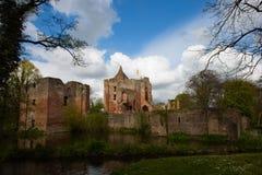 Ruina de Brederode Foto de archivo