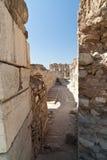 Ruina de Ephesus Fotografía de archivo libre de regalías