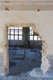 Ruina de la casa Fotos de archivo