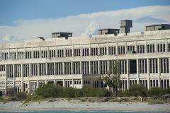 Ruina de la fábrica Fotos de archivo libres de regalías