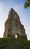 Ruina de la iglesia Imagen de archivo libre de regalías
