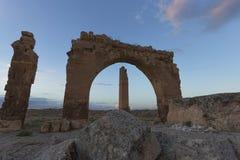 Ruina de la primera universidad en Turquía Fotografía de archivo libre de regalías