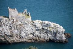 Ruina de la torre Foto de archivo libre de regalías