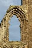 Ruina de St Andrews Cathedral en Saint Andrews Imágenes de archivo libres de regalías