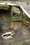 Ruina del barco Foto de archivo