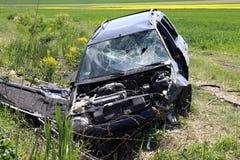 Ruina del coche Foto de archivo