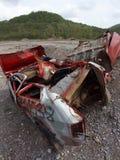 Ruina del coche Imagenes de archivo
