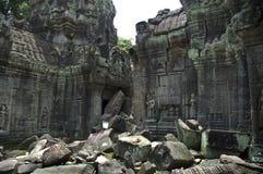 Ruina del templo Foto de archivo libre de regalías