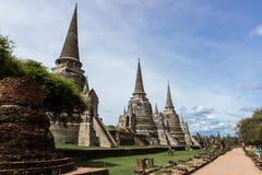 Ruina del templo real Imagen de archivo libre de regalías