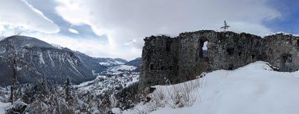 Ruina Greifenstein Imagen de archivo libre de regalías