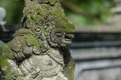 Ruina lwa antyczna rzeźba w starej kulturze wschód Obraz Stock