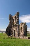 Ruina romántica Foto de archivo libre de regalías