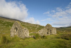 ruina stary kamień Obrazy Royalty Free