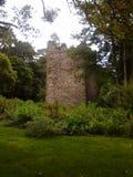 Ruina vieja Fotografía de archivo libre de regalías