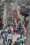 Ruina w Zhenjiang Obraz Stock
