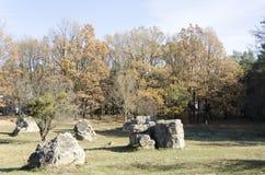 Ruina wilkołak Tempo Adolf Hitler w Ukraina Obrazy Stock