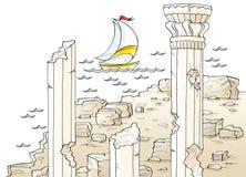 Ruinas libre illustration