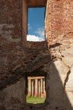 Ruinas Foto de archivo libre de regalías