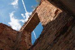 Ruinas Fotos de archivo libres de regalías