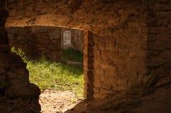 Ruinas Imágenes de archivo libres de regalías
