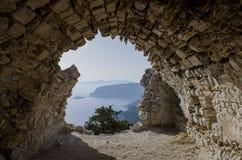 ruinas Fotos de archivo