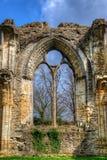 Ruinas - abadía de Netley Fotografía de archivo libre de regalías