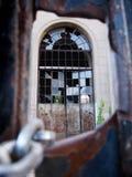 Ruinas abandonadas Imagen de archivo libre de regalías
