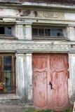 Ruinas abandonadas Imagenes de archivo