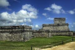 Ruinas antiguas Imágenes de archivo libres de regalías