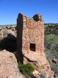 Ruinas antiguas de Hovenweep fotografía de archivo