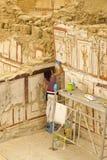Ruinas antiguas de la ciudad de Ephesus, recorrido a Turquía Foto de archivo