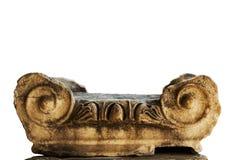 Ruinas antiguas en Grecia. Acrópolis, Atenas. Fotografía de archivo libre de regalías