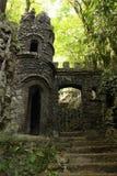 Ruinas artificiales Foto de archivo libre de regalías