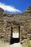 Ruinas aztecas Fotos de archivo libres de regalías