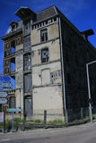 Ruinas. Bourgogne Foto de archivo libre de regalías