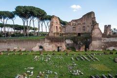 Ruinas clásicas Imágenes de archivo libres de regalías
