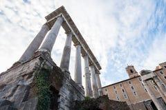 Ruinas clásicas Fotos de archivo libres de regalías