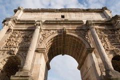 Ruinas clásicas Fotografía de archivo