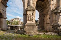 Ruinas clásicas Fotos de archivo
