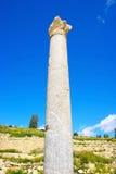 Ruinas de Amathus Fotografía de archivo