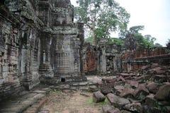 Ruinas de Angkor Fotos de archivo