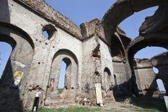 Ruinas de Chiajna Imagen de archivo libre de regalías