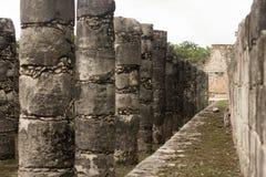 Ruinas de Chichen Itza fotografía de archivo