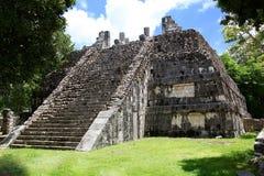 Ruinas de Chichen Itza Imagenes de archivo