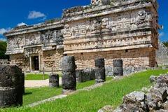 Ruinas de Chichen Itza Fotos de archivo