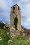 Ruinas de edificios viejos Imagenes de archivo