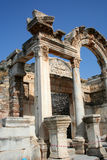 Ruinas de Ephesus Foto de archivo libre de regalías