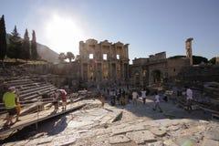 Ruinas de Ephesus Imagen de archivo