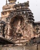 Ruinas de Hampi imagen de archivo libre de regalías