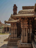 Ruinas de Hampi foto de archivo libre de regalías